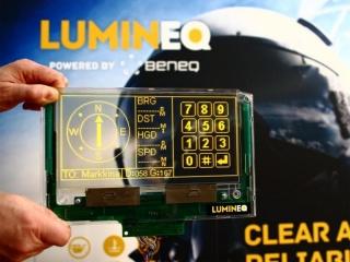 LumineqEL显示屏ELT256.120.90