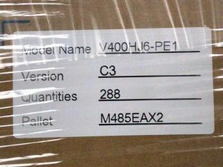 群创液晶玻璃V400HJ6-PE1 Rev.C3