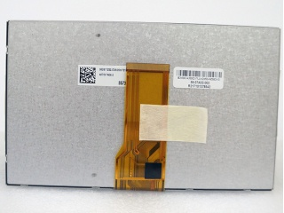 """友达 7"""" TN 液晶模组 800×480 400nits WLED TTL 50pins"""