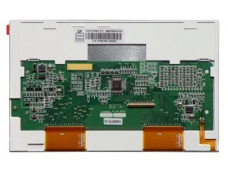 "群创 7"" TN 液晶模组 800×480 300nits WLED TTL 40pins"